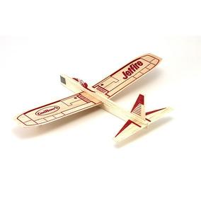 Avion De Madera Guillow