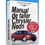 Manual De Mecanica Automotriz Chrysler Neon 00 02 Español