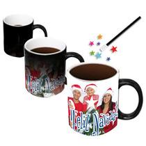 Taza Magica Foto/logo Regalo Navidad Personalizado Souvenir