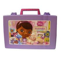 Valija Doctora Juguetes De Disney C/ Accesorios Luz Y Sonido