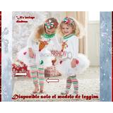 Hermoso Tutu Navideño Excelente Para Regalo Navidad Reyes