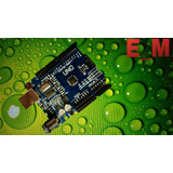 Arduino Uno R3 Atmega328p Ch340g +cable Incluye Envio Mexico