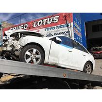 Yonke Chevrolet Cruze Aut 2013 Refacciones Partes Huesario