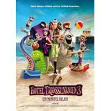 Hotel Transilvania 3: Monstruos De Vacaciones Full Hd 1080p