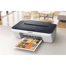 Impresora Canon Mg2922 Con Cartuchos Originales