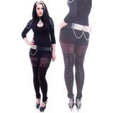 Calzas Algodon Licrado Goth (tienda Online)