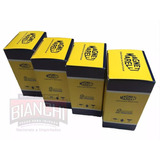 Kit Bico Injetor Para Carro Turbo Iwp220 80lbs Orig Magnet