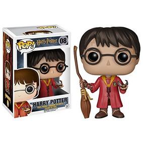 Boneco Funko Pop Harry Potter - Harry Potter Quidditch