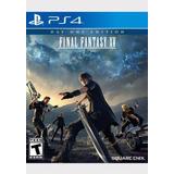 Final Fantasy Xv Ps4 Juego Físico - Phone Store