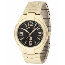 Reloj Uss Polo Assn Mod Usc80017 Con Estuche Original
