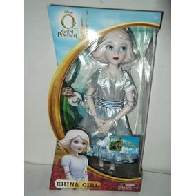 Oz El Poderoso Muñeca De Porcelana , China Doll Girl