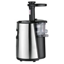 Extractor Jugo Chefs Star Slow Stainless Steel Black