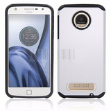 Motorola Moto Z Play / Xt1635 Funda Protector Uso Rudo