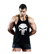 Musculosa Gym Punisher  Cuotas Sin Interes Envíos Art 7111