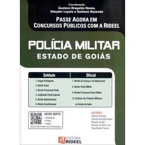 Polícia Militar Estado De Goiás - Passe Agora Em Concursos