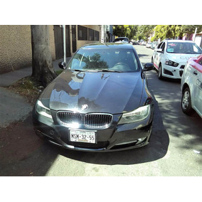 Bmw Serie 325i 2012 Exclusive, Piel, Quemacocos, Rin 17 Negr