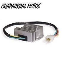 Regulador Retificador Honda Cbx / Nx / Xr 200 Mod. Original