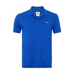 Camiseta Polo Gola Lacoste Cores Original Frete Gratis.