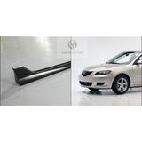 Kit Estribos Plasticos Mazda 3 1ra Gen Sedan Hb Envío Gratis