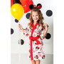 Roupao Infantil Minnie Lepper 6369801 - Unica