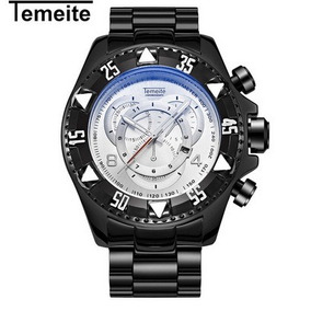 29aaba9b315 Relógio Masculino Emborrachado Preto E Esportivo Invicta - Relógios ...