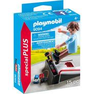 Playmobil Skater Con Rampa 9094 - Compunet