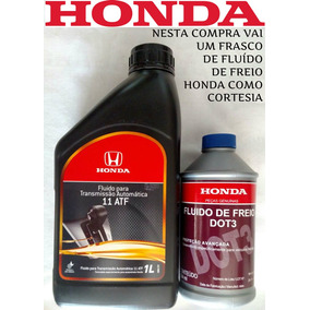 Óleo Cambio Automático Honda Civic Fit City Crv Accord Atf