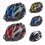Capacete Bicicleta Bike Mtb Ciclismo Speed C/micro Regulagem