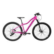 Bicicleta Feminina 12v Absolute Hera 29 Rosa Trava No Guidão