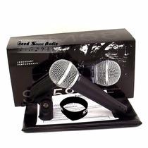 Shure Sm58 Lc Microfone
