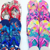 Min 12 Sandalias Decoradas Moda Tejidas Playa