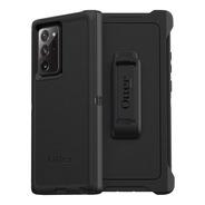 Otterbox Carcasa Defender Galaxy Note 20 Ultra Negro