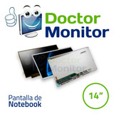 Pantalla Para Notebook Hp Pavilion G4-1350la 14 Led Nueva