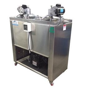 Maquina Para Fabricar Helado, Gelato Y Nieve De Garrafa