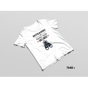 Camiseta Tumbrl Várias Estampas Moda Baby Look Feminina - C3