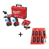 Milwaukee M18 Fuel Combo One-key *incluye Regalo*