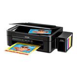 Impresora Epson L380 Con Kit Tintas Originales