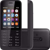 Nokia Asha 220 Dual Chip - 2mp 2g - De Vitrine