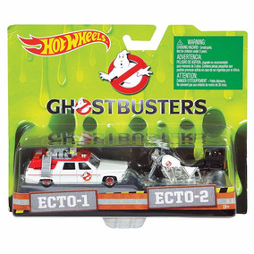 Hot Wheels Ghostbusters / Caça Fantasmas: Ecto 1 E Ecto 2