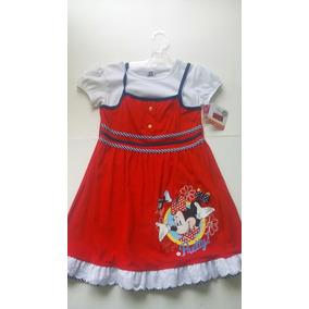 Vestido Niña Disney Talla 6