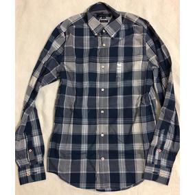 c129272463 Camisa Social Tommy Hilfiger Xg - Calçados
