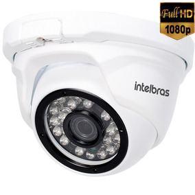 Camera Intelbras 2.8mm Vip 1220d - G3 - 20mts Camera Ip