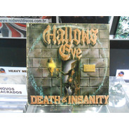 Lp Hallows Eve - Death And Insanity