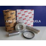 Liner Kit (camisa, Piston, Anillos) Isuzu 4bd1