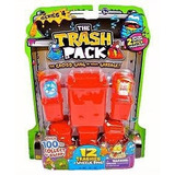 Juguetes Basureros Trash-pack Rojo