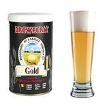 Kit De Extrato Brewferm P/ Fazer Cerveja Caseira Gold 12l