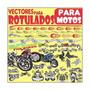 Mega Pack Vectores Para Rotulados Para Motos Vol 1