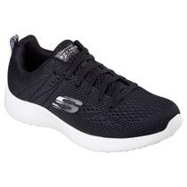 Zapatos Skechers Burst - Second Wind - Hombres 52108 - Bkw