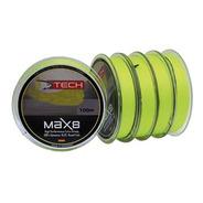 Multifilamento Pesca Pejerrey Tech Max 8 0,16mm X 100mts