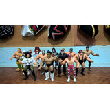 Figura De Luchadores Kelian Aaa Restauradas